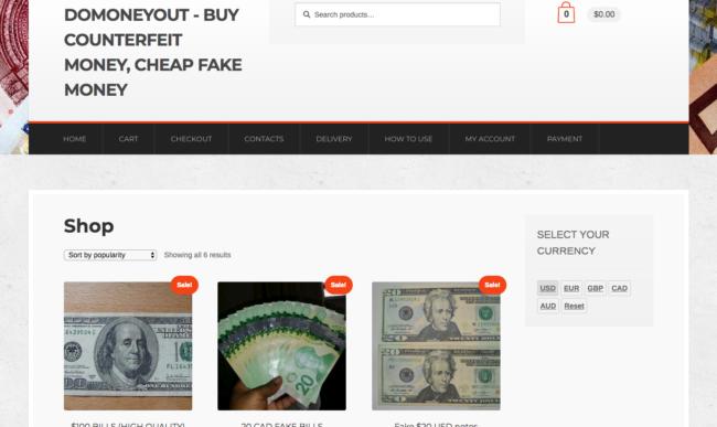 Domoneyout to – CC,CVV Dumps Shop User Reviews  Scam or Not ?